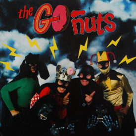 Go Nuts - Go Nuts Theme/Robert Earl Hughes/Snik Snak Skaduliak/Vending Machine