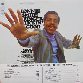 Lonnie Smith - Finger-Lickin' Good Soul Organ