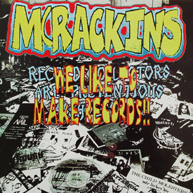 McRackins - We Like To Make Records