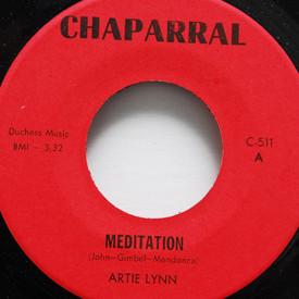Artie Lynn - Meditation