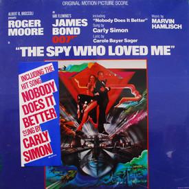 Marvin Hamlisch - The Spy Who Loved Me (sealed)