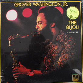 Grover Washington, Jr. - Live At The Bijou (sealed)
