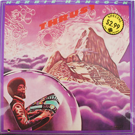 Herbie Hancock - Thrust (sealed)