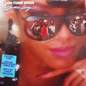 Con Funk Shun - Electric Lady (sealed)
