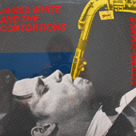 James White And The Contortions - Second Chance (sealed)