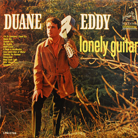 Duane Eddy - Lonely Guitar