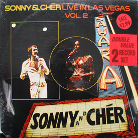 Sonny and Cher - Live In Las Vegas Vol. 2 (sealed)