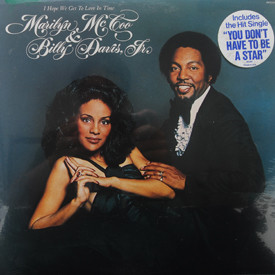 Marilyn McCoo and Billy Davis Jr. - I Hope We Get To Love In Time (sealed)