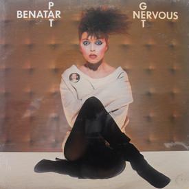 Pat Benatar - Get Nervous (sealed)