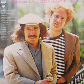 Simon And Garfunkel - Greatest Hits (sealed)