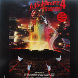 Soundtrack - A Nightmare On Elm Street 4 – The Dream Master