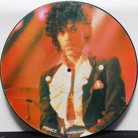 Prince - Prince In Conference (picture disc)