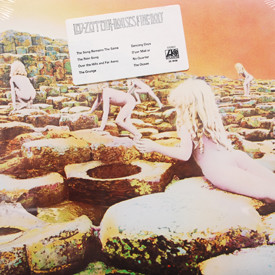 Led Zeppelin - Houses Of The Holy (sealed)