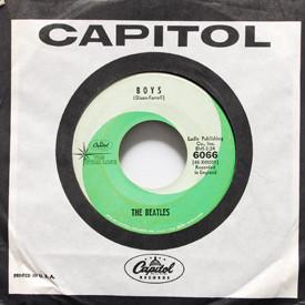 Beatles - Boys/Kansas City