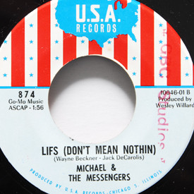 Michael and the Messengers - Romeo and Juliet/Lies (Don't Mean Nothin')