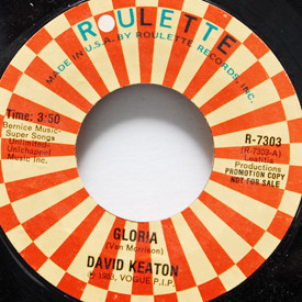David Keaton - Gloria