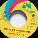 Yellow Payges - Follow The Bouncing Ball