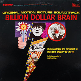 Richard Rodney Bennett - Billion Dollar Brain
