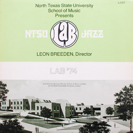 North Texas State University Jazz Band - Lab '74