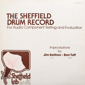 Jim Keltner and Ron Tutt - Sheffield Drum Record