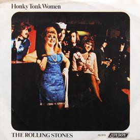 Rolling Stones - Honky Tonk Women