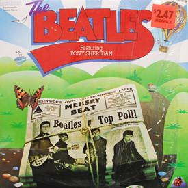 Beatles - Beatles Featuring Tony Sheridan