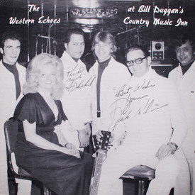 Western Echoes - At Bill Duggan's Country Music Inn (autographed)