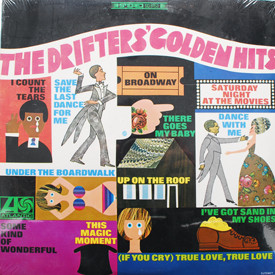 Drifters - Golden Hits (sealed)