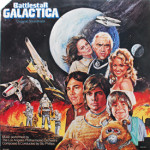 Stu Phillips/Los Angeles Philharmonic Orchestra - Battlestar Galactica
