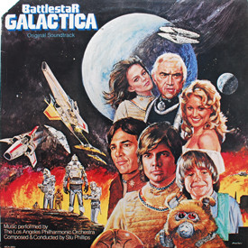 Stu Phillips/Los Angeles Philharmonic Orchestra - Battlestar Galactica