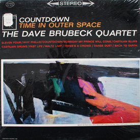 Dave Brubeck Quartet - Countdown – Time In Outer Space