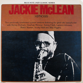 Jackie McLean - Hipnosis