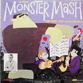 Bobby (Boris) Pickett - Original Monster Mash
