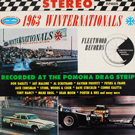 Soundtrack - 1963 Winter Nationals