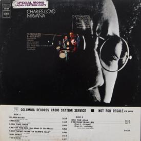 Charles Lloyd - Nirvana