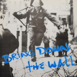 Louie Stone and the Intelligence - Bring Down The Wall (autographed)