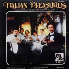 Michael Newman and Laura Oltman - Italian Pleasures