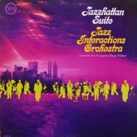 Jazz Interactions Suite - Jazzhattan Suite