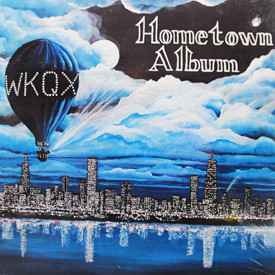 Various - WKQX Hometown Album (sealed)