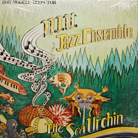 N.I.U. Jazz Ensemble - The Sea Urchin (sealed)