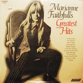 Marianne Faithfull - Greatest Hits