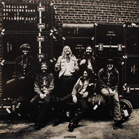 Allman Brothers - At Fillmore East