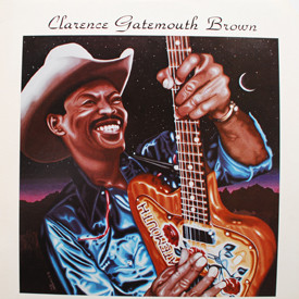 Clarence Gatemouth Brown - Blackjack