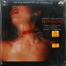 Ennio Morricone - Bloodline (sealed)