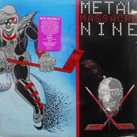 Various - Metal Massacre Nine (sealed)
