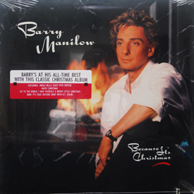 Barry Manilow - Because It's Christmas (sealed)