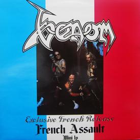 Venom - French Assault