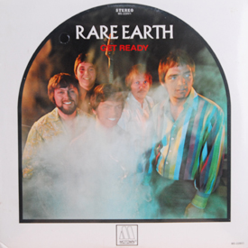 Rare Earth - Get Ready (sealed)