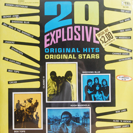 Various - 20 Explosive Hits (sealed)