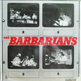 Barbarians - The Barbarians (sealed)